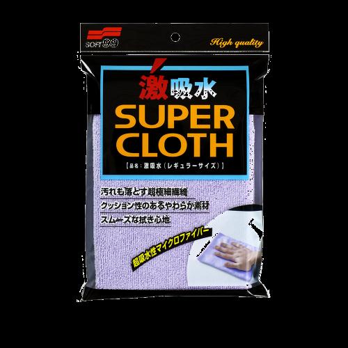 Soft99 Microfiber Cloth - Super Water Absorbant Regular Size