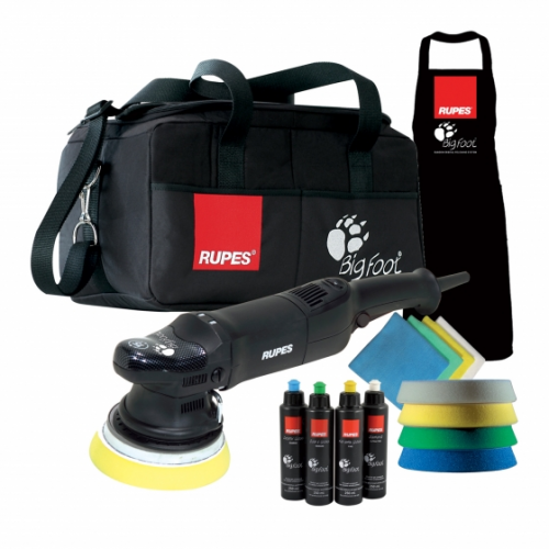 RUPES LHR15ES BIGFOOT 230V KIT DLX