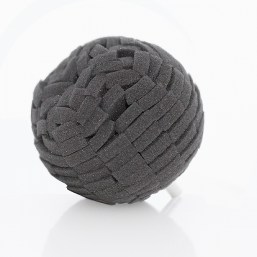 Carbon Collective Polishing Ball Attachment