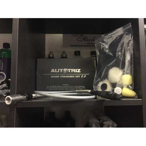 Autotriz Nano Polisher kit 2.0 ItalianDetailing