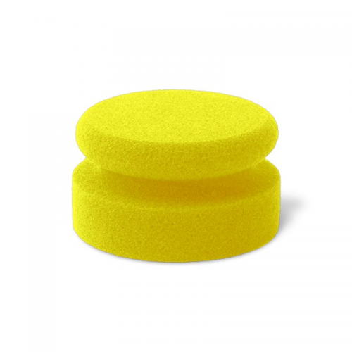 ProfiPolish Foam Applicator Soft yellow 90 mm