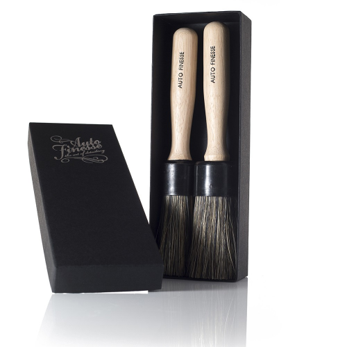 Auto Finesse Hog Hair Detailing Brushes