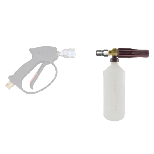 IDROBASE Kit lancia foaming ZX.0843-FP