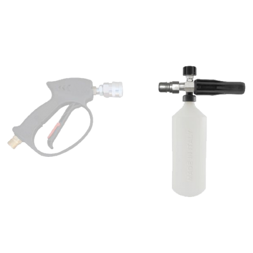 IDROBASE Kit lancia foaming ZX.0843-SS