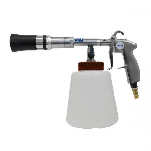 IDROBASE Pistola A-Vortice Metallo ZS.7223-R