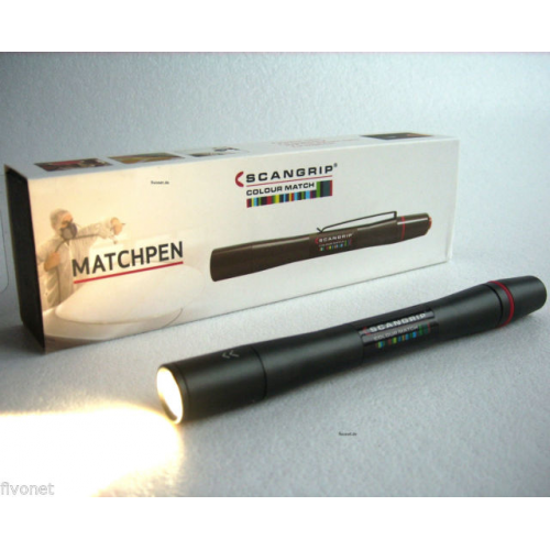 SCANGRIP TORCIA MACTCH PEN