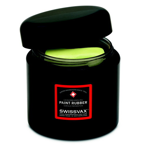 Swissvax Paint Rubber Yellow