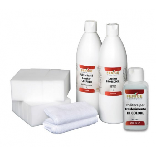 The PHOENIX Kit professional cleaning and Skin Protection